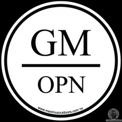 Grandmaster OPN Decal