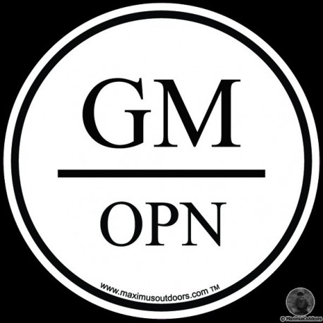 Grandmaster OPN Decal