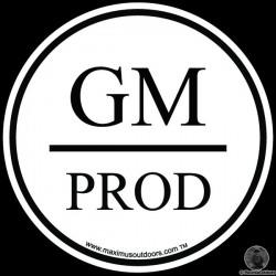 Grandmaster Prod Decal
