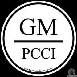 Grandmaster PCCI Decal