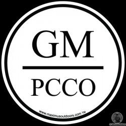 Grandmaster PCCO Decal