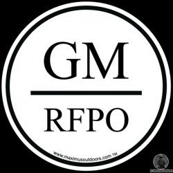 Grandmaster RFPO Decal