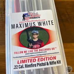 Maximus Outdoors™ Rimfire Cleaning Kit